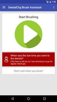 DentalCluj Brush Assistant poster