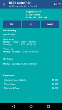 BESTcard App Kreuztal poster