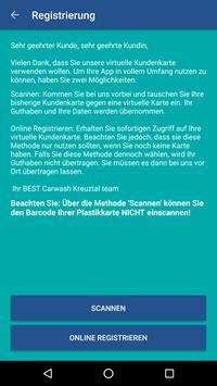 BESTcard App Kreuztal apk screenshot