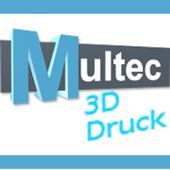 Multec 3D Druck icon
