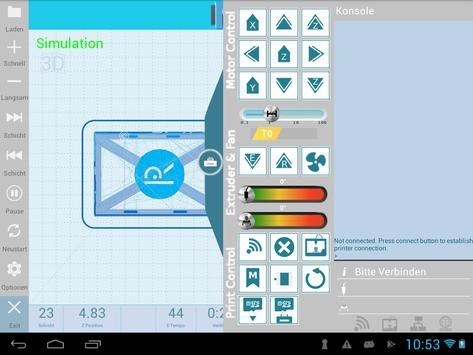 Multec 3D Druck apk screenshot