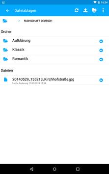 WebWeaver apk screenshot