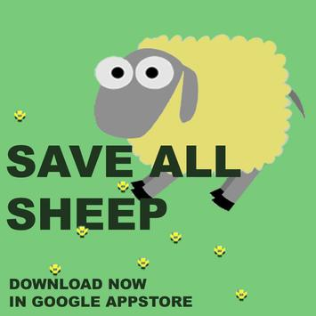 Save All Sheep poster