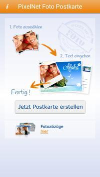 Foto Postkarte poster