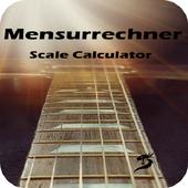 Mensurrechner icon