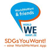 SDGsYouWant! icon