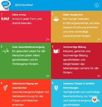 SDGsYouWant! screenshot 16
