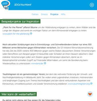 SDGsYouWant! screenshot 21