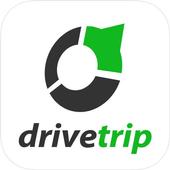 DriveTrip – Dein digitales Fahrtenbuch icon
