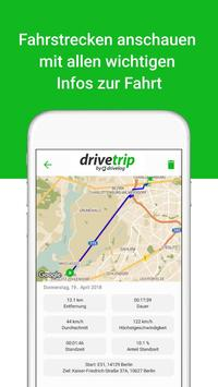 DriveTrip – Dein digitales Fahrtenbuch screenshot 2