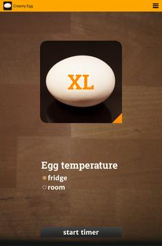 Creamy Egg, boil breakfast egg apk screenshot
