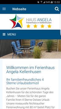 Ferienhaus Angela Kellenhusen poster