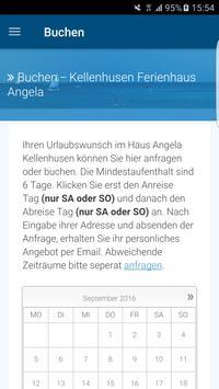 Ferienhaus Angela Kellenhusen apk screenshot
