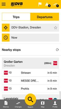 DVB mobil screenshot 4