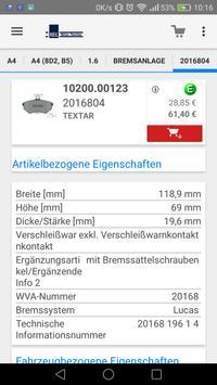 HEIL Teilefinder HD screenshot 7