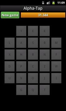 Alpha-Tap apk screenshot