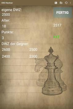 DWZ-Rechner screenshot 10