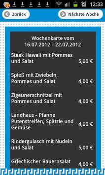 "Restaurant ""Bei Dimi"" apk screenshot"