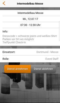 e-Staffing screenshot 3