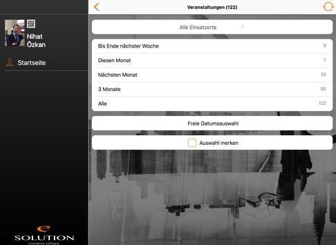 e-Staffing screenshot 15
