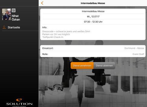 e-Staffing screenshot 17