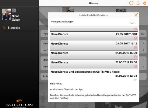 e-Staffing screenshot 20