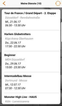 e-Staffing screenshot 5
