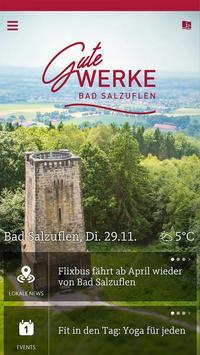 Gute Werke App poster