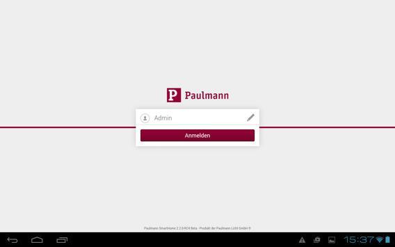 Paulmann Home apk screenshot