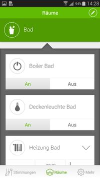 SmartHome apk screenshot