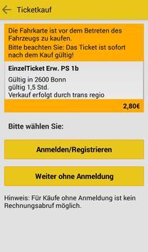 MittelrheinBahn Info & Ticket screenshot 3