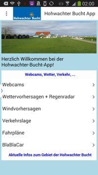 Hohwachter Bucht - Sehlendorf App für den Urlaub poster