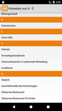 Kirchentag 2017 screenshot 7