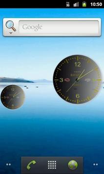 Bavarian Clock++ with widgets screenshot 1