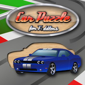 Car Puzzle for Toddlers icon