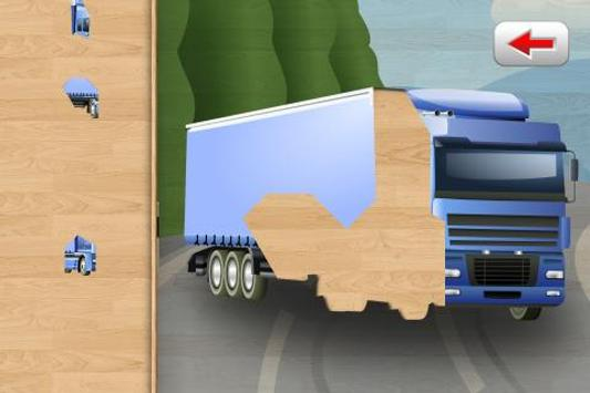 Car Puzzle for Toddlers screenshot 3
