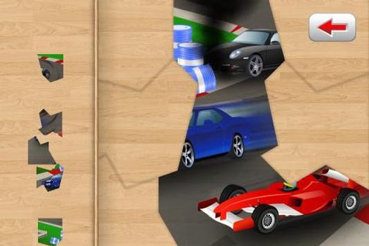 Car Puzzle for Toddlers apk screenshot