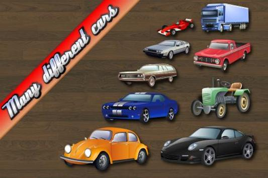 Car Puzzle for Toddlers screenshot 4