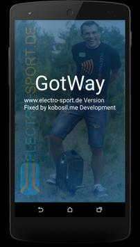 Gotway by electro-sport.de poster