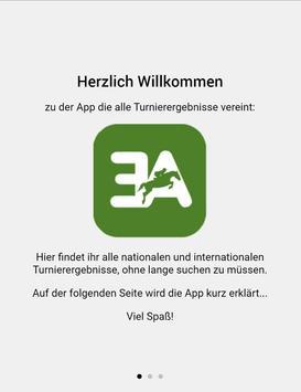 Ergebnis-App poster