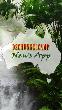 Dschungelcamp News App 2016 apk screenshot