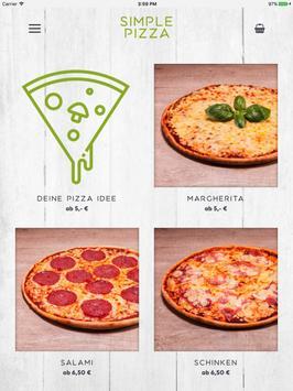 Simple Pizza apk screenshot