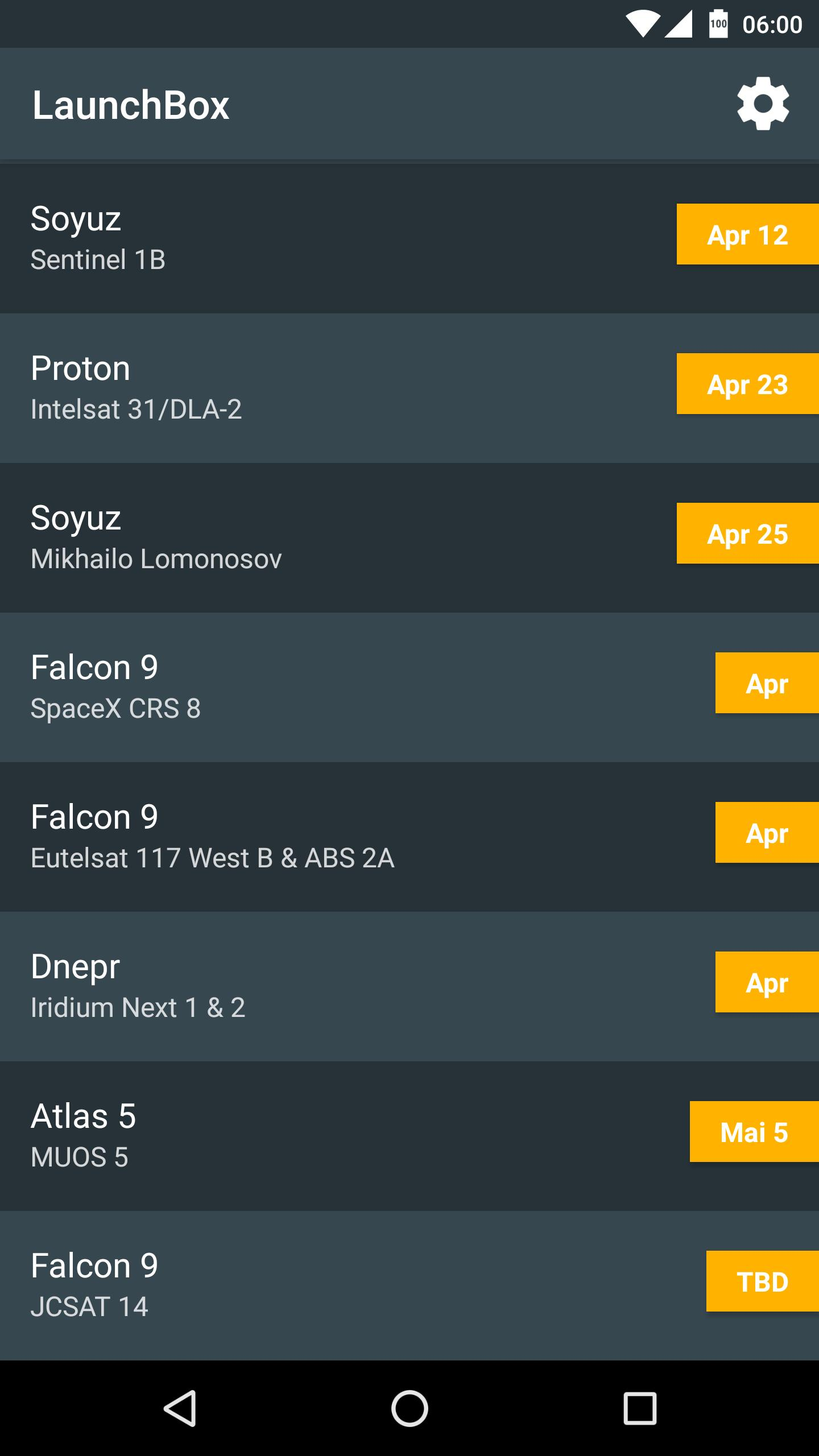 LaunchBox for Android - APK Download