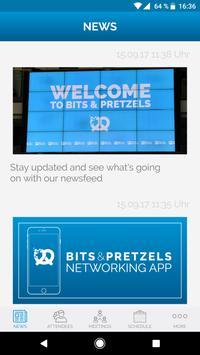 Bits And Pretzels poster