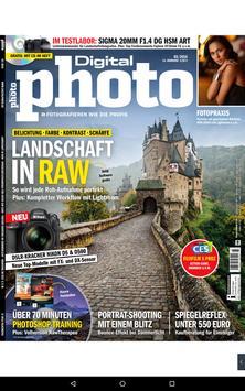 DigitalPHOTO Magazin poster