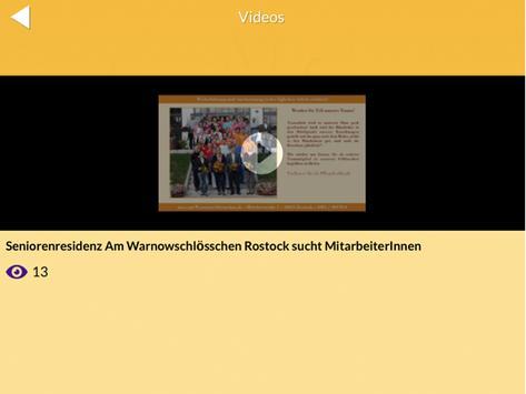 Warnowschlösschen apk screenshot