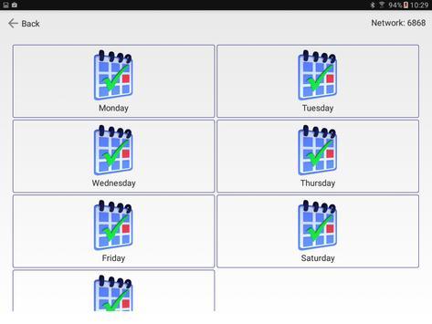 Fast Waternet screenshot 2
