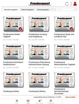 Frankenpost screenshot 7