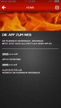 FFW Hefersweiler-Berzweiler apk screenshot