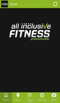A.I. Fitness Detmold poster